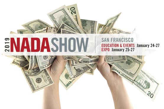 Win Cash At NADA 2019 - DealersLink