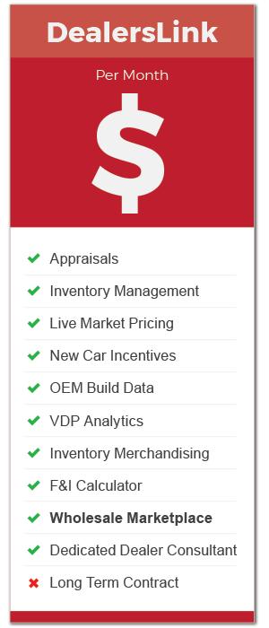 DealersLink Features