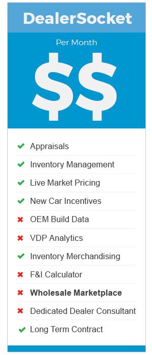 Dealer Socket Features
