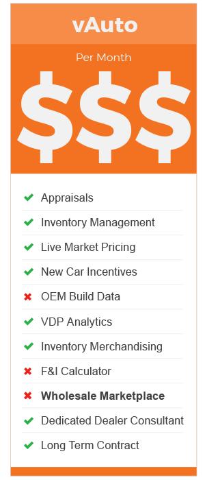 vAuto Features