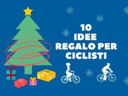 Dieci idee regalo per Ciclisti