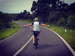 Lo sballo del ciclista e come raggiungerlo