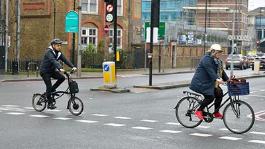 Londra rilancia la rete ciclabile
