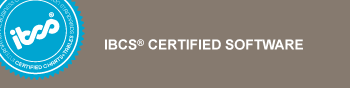 IBCS Certified Software