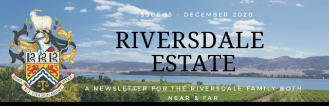 Riversdale Estate - Issue 15 - December 2020