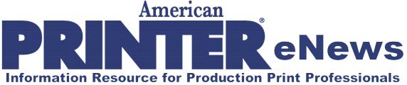 American Printer Weekly