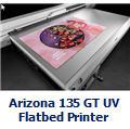 Arizona 135 GT UV flatbed printer