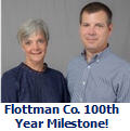 Sue Flottman Steller and Peter Flottman