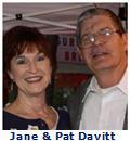 Jane and Pat Davitt