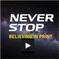 Fujifilm Never Stop Believing in Print