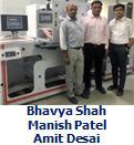Bhavya Shah, Shreedhar Labels.