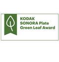 Kodak Sonora Plate Award