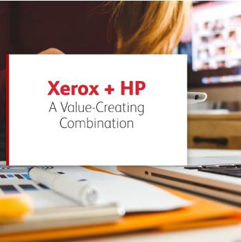 Xerox HP Ride