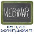 Webinar May 11th
