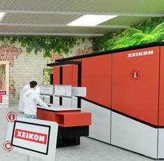 Xeikon Innovation Center