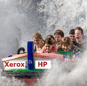 Xerox HP Rid