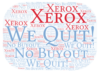 Xerox Says We Quit to HP