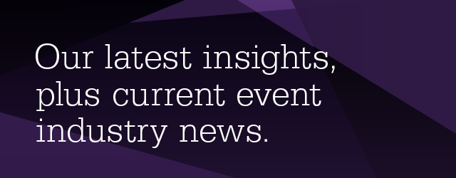 Our latest insights, plus current event industry news