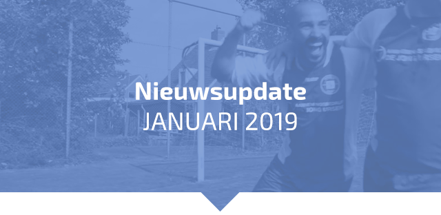 Nieuwsupdate Januari 2019