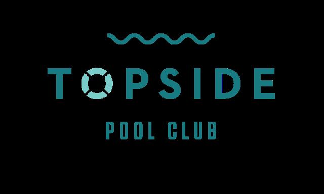 Topside Pool Club logo