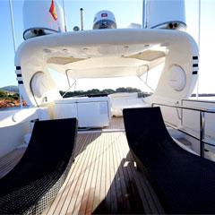 Jurik Motoryacht from Palma de Mallorca