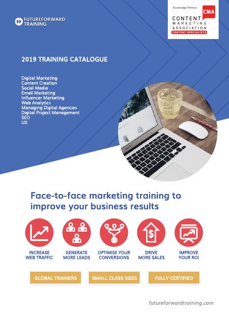Future Forward Course Catalogue 2019
