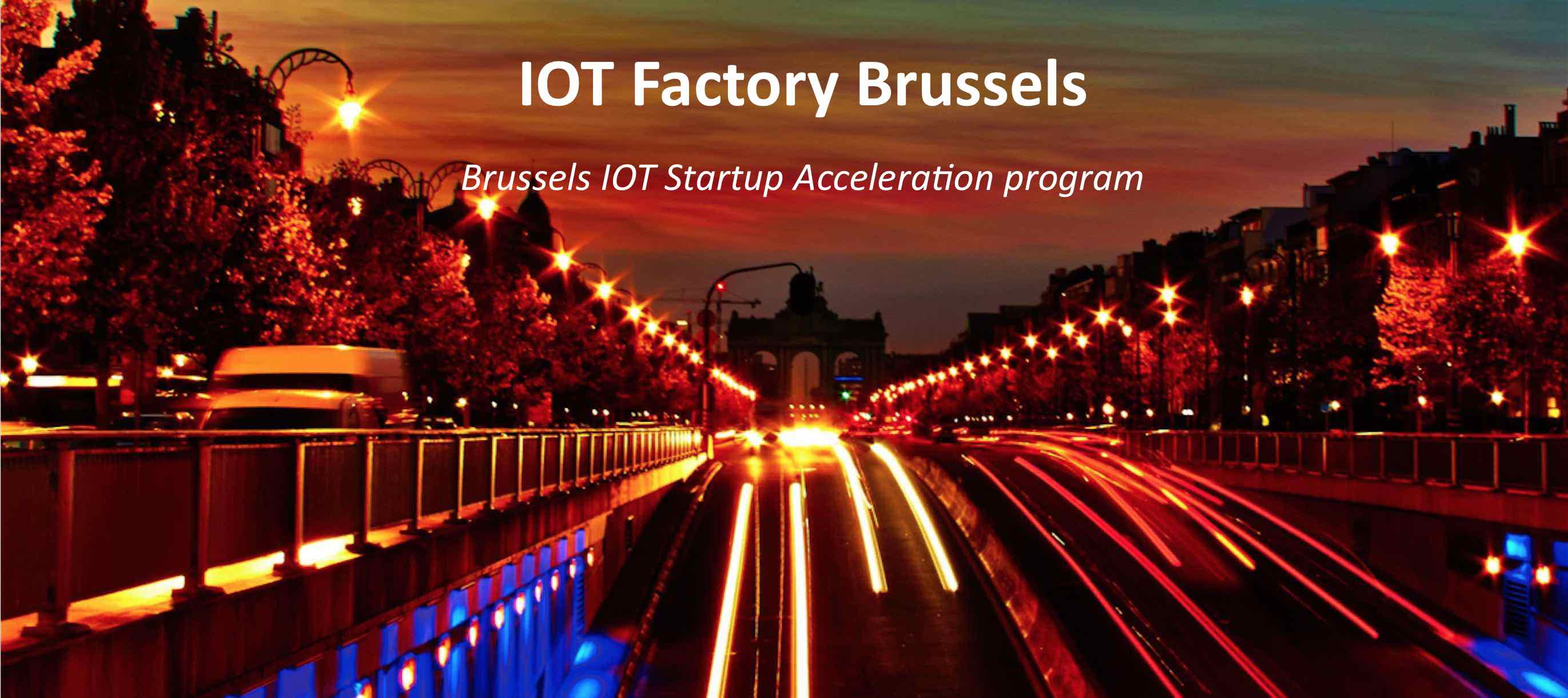 IOT Factory Brussels
