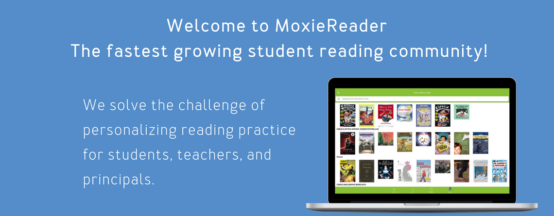 Welcome to MoxieReader
