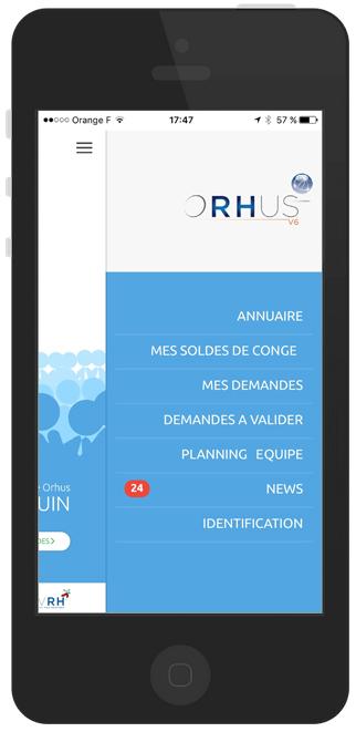 ORHUS mobile