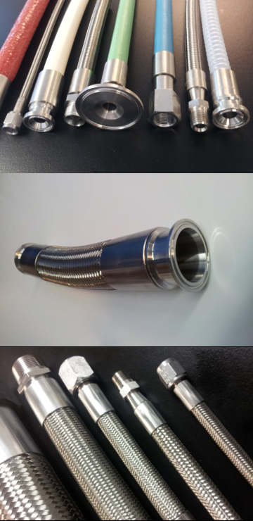 industrial hose assemblies from Steadfast Automation Control